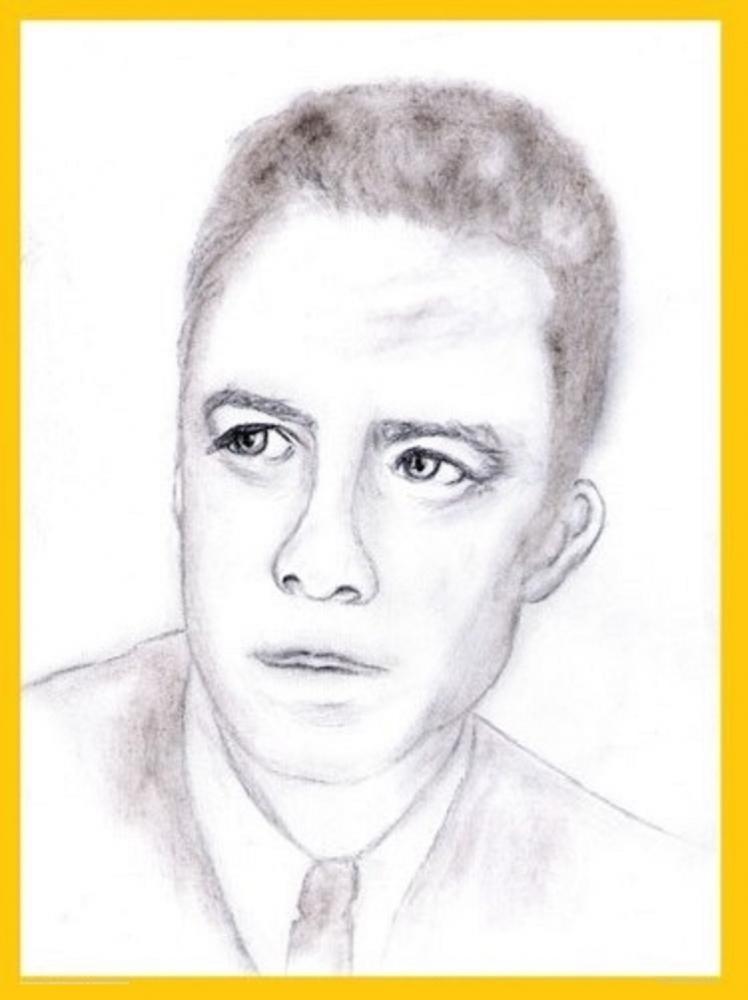 Albert Camus par Vuilletjossjoss